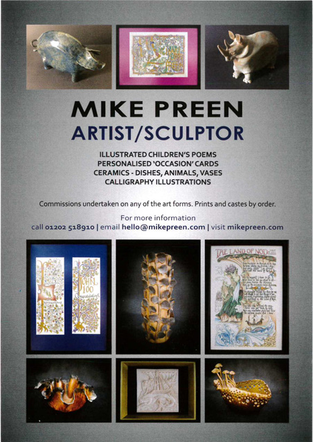 Mike Preen Exhibition