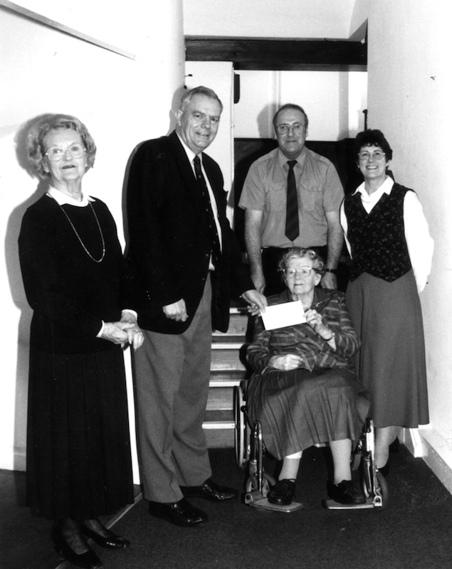 The New Stairlift arrives – on Tuesday 29th May