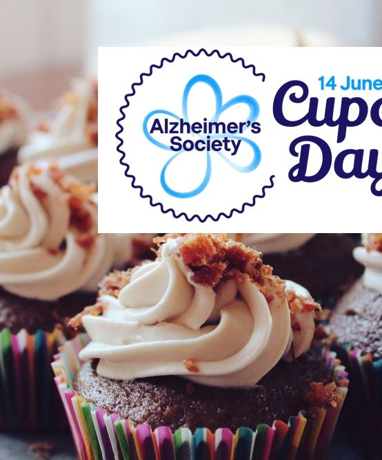 Alzheimer's Society Cupcake Day 14th June