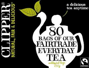 Fairtrade Coffee and Tea in the Coffee Lounge