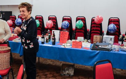Jubilee Grand Draw a great success despite the weather!