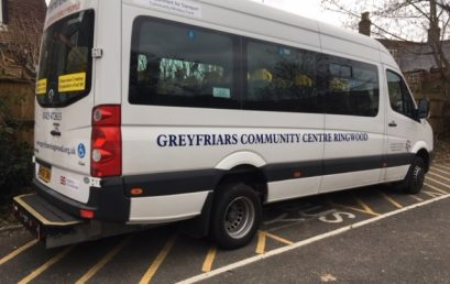 Minibus Service…help us spread the word!