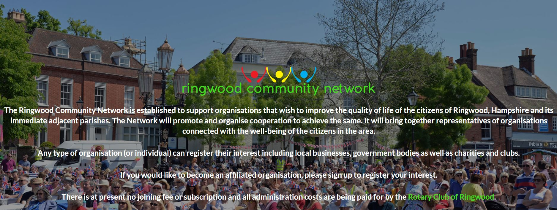 New…Ringwood Community Network…read on!
